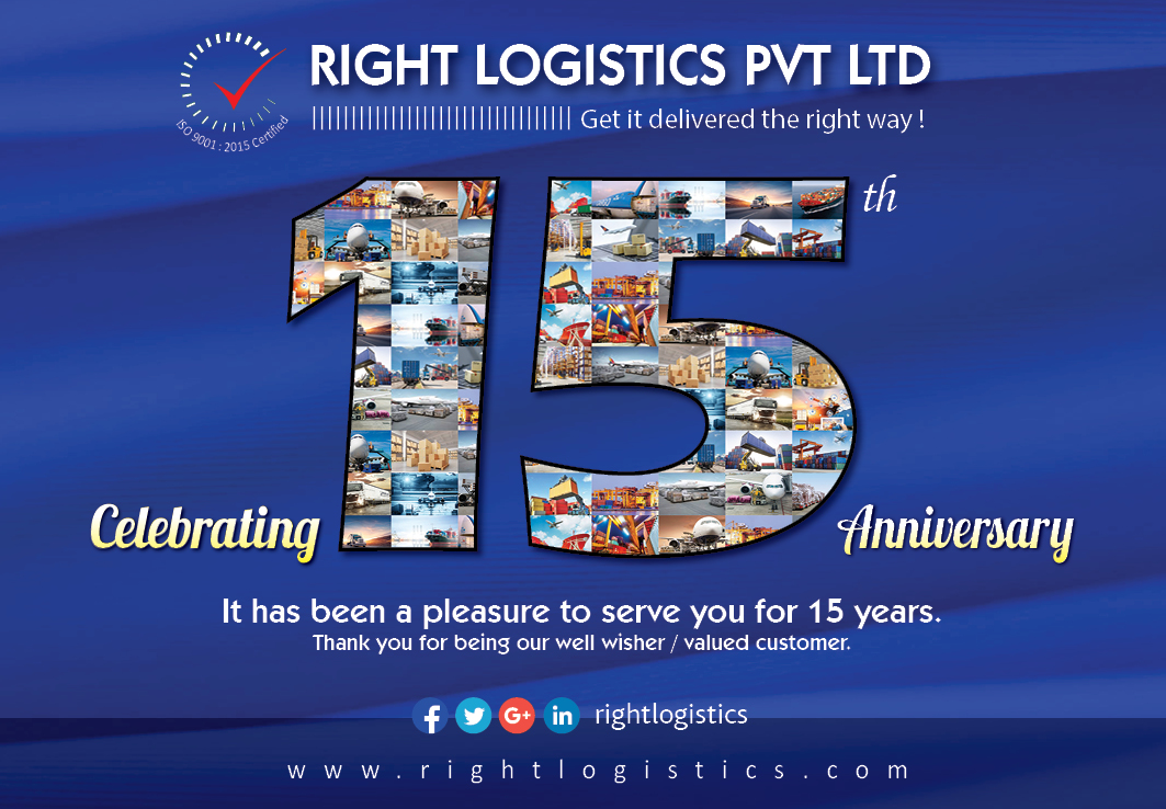 International Air / Sea Freight Forwarders in India | Right